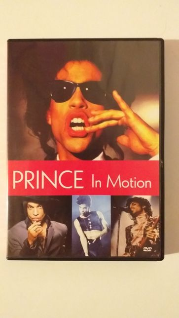 Prince - In motion - DVD