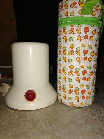 Подогреватель детского питания, Термос, 2 контейнера Авэнт для  молока