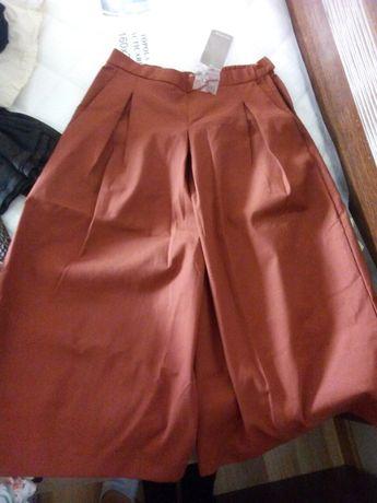 Spodnie kuloty r 38/40