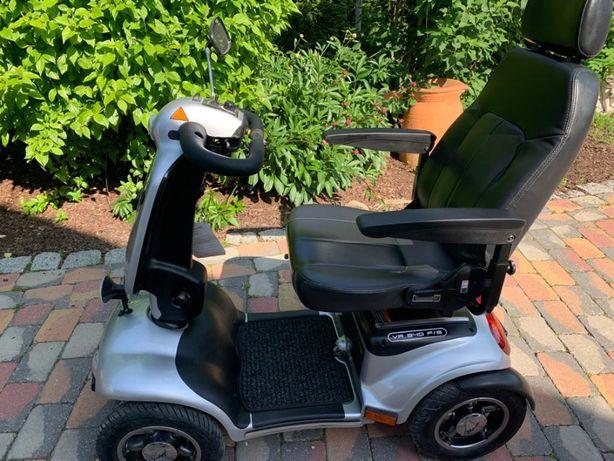 Wózek inwalidzki dla seniora Shoprider Deluxe