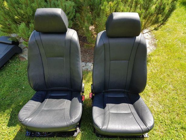 Skóra Fotele Komplet Siedzeń BMWE65 Seria 7 Lift Zamiana Podłokietnik
