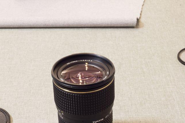 TOKINA AT-X PRO 28-70mm 1:2.6-2.8 CANON