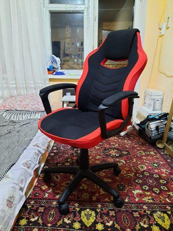 Продам Кресло Special4You Riko Black/Red (E5234)