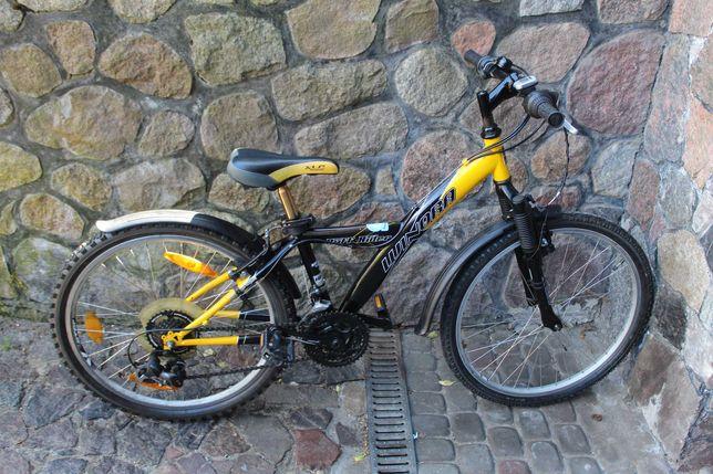 Rower młodzieżowy WINORA, koła 24 cale