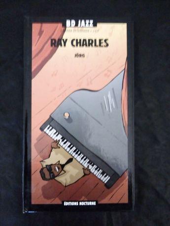 CD duplo RAY CHARLES JAZZ e Biografia Edicao especial - PORTES GRÁTIS