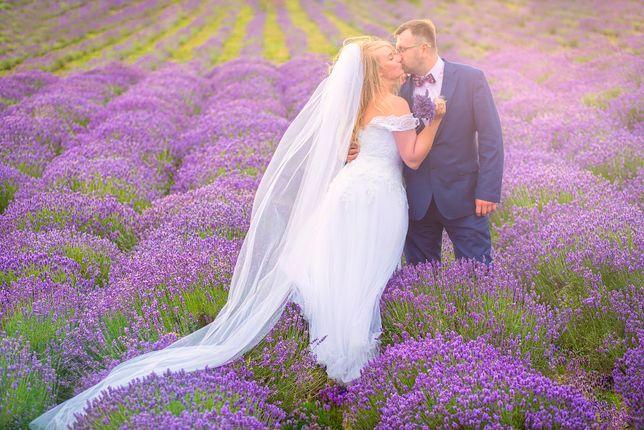Profesjonalny fotograf ślubny   Naturalne zdjęcia ślubne.