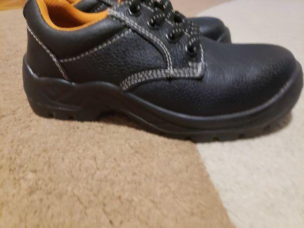 Кросівки з металевими вставками BlueWear робоче взуття спецвзуття