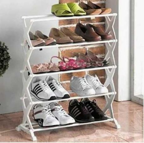 Полка органайзер для обуви подставка Shoe rack на 15 пар
