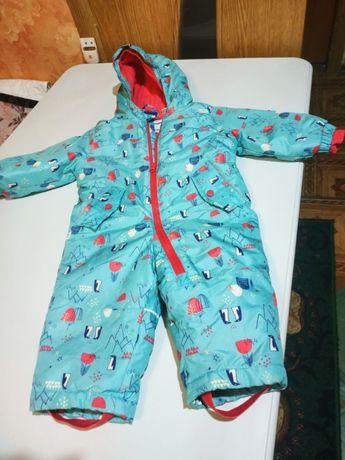 Комбинезон Lupilu на девочку 6-9 месяцев в идеальном состоянии