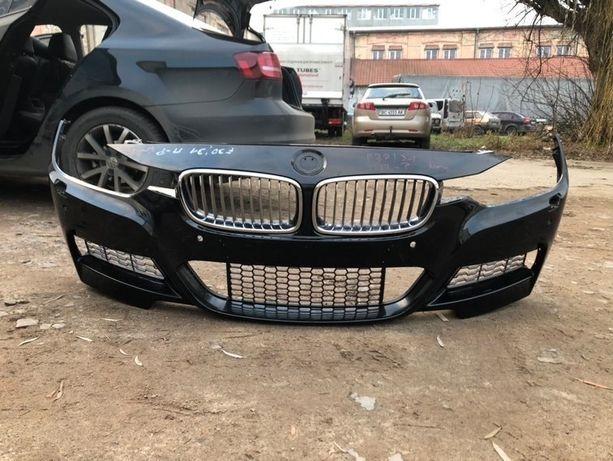 Продам бампер передний BMW F30(бмв ф30) M-packet,комплектный,оригинал.