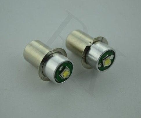 LED лампочка для Maglite 6000 K