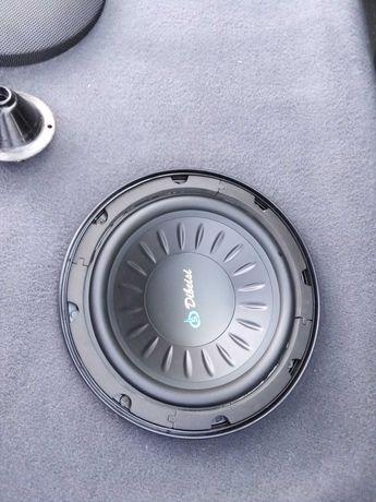 Głośniki basowe Dibeisi 20cm-8 cali maskownice Hifonixs plus kable