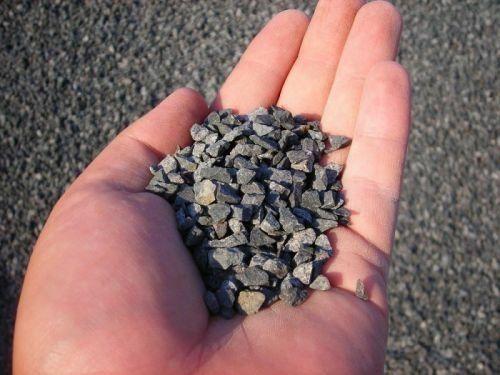 Bazalt 2-5mm kruszywo kamień grys szplit bazaltowy czarny do akwarium