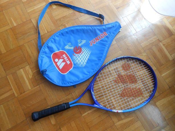 rakieta do tenisa ziemnego wish junior power 2406