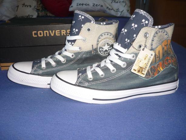 Nowe trampki Converse