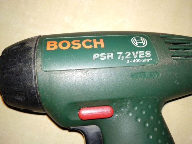 Wkretarka, wiertarka Bosch PSR 7.2VES