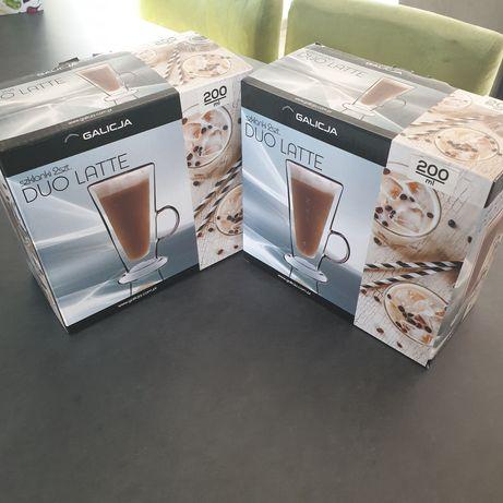 Szklanka Duo Latte Podwójne Ścianki 200 ML