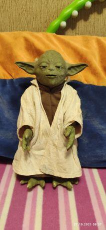 Фигурка, статуэтка Мастер Йода. Точная копия Звездные Войны Master Yod