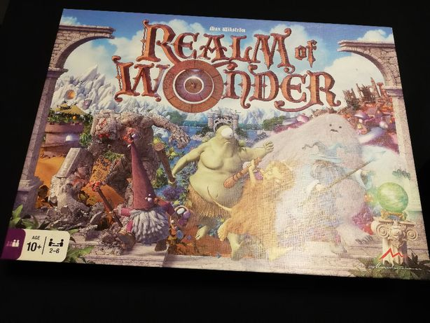 Realm of Wonder [eng]