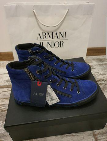 Кроссовки Armani 41 кеды Armani сапожки Armani ботинки Armani 41
