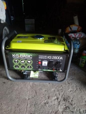 Бензиновый генератор K&S BASIC KS 2800A
