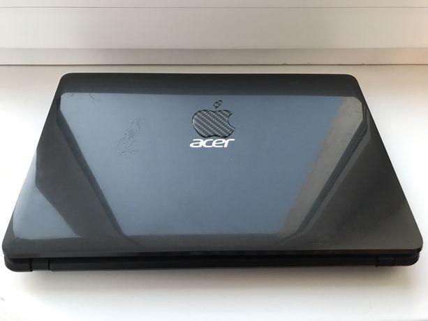 Игровой ноутбук Acer Aspire E1-531G