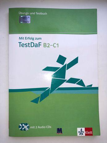Mit Erfolg zum TestDaF B2-C1