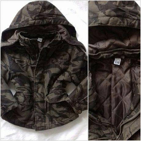 Теплі куртки зимові