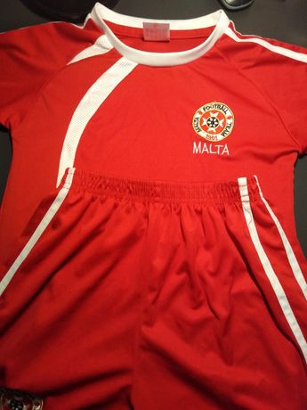 Strój Piłkarski Malta