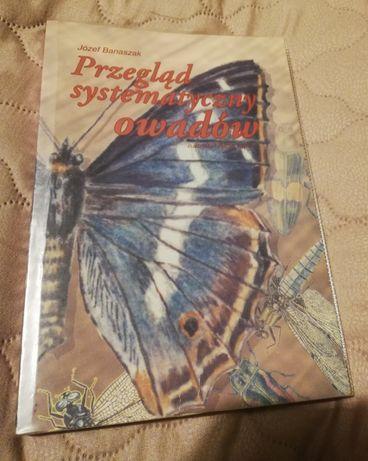 Przegląd systematyczny owadów Józef Banaszak