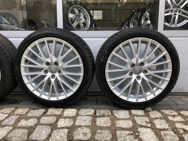 Koła felgi aluminiowe AUDI A3 TT a4 a5 a6 VW+opony 245/40r18!