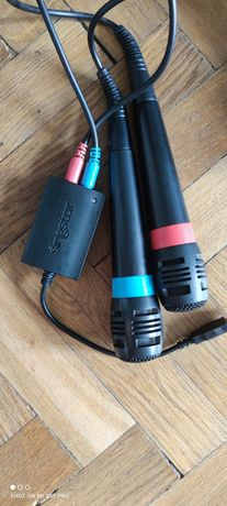 Mikrofony Singstar ps3 PlayStation 3 PS4