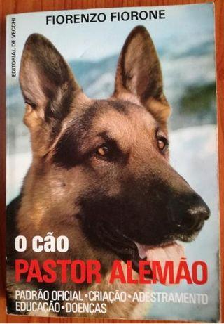 O Cão Pastor Alemão.