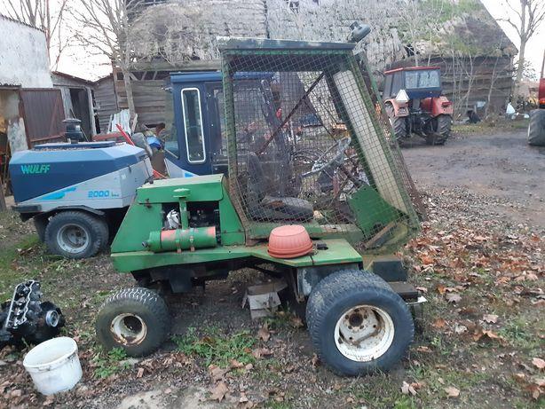 Traktorek 4x4 hydro diesel