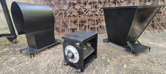 Подрібнювач гілок Модуль Козак 60 Измельчитель веток дробарка дробилка