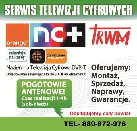 Konwerter antena satelitarna regulacja Montaż Anten TV-SAT antena DVBT