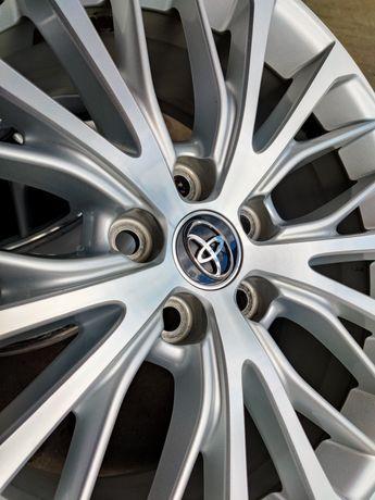 Диски R18 Toyota Camry 70 ОРИГИНАЛ! 5*114.3 et50 8J  ЕВРОПА официал!