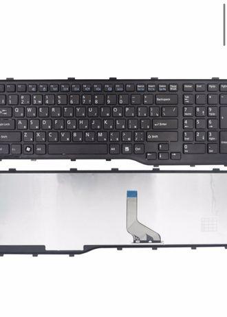 Клавиатура Fujitsu Ah532 (по кнопочно, оригинал)
