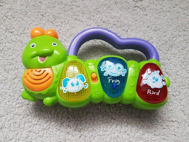 Gąsienica muzyczna zabawka radyjko