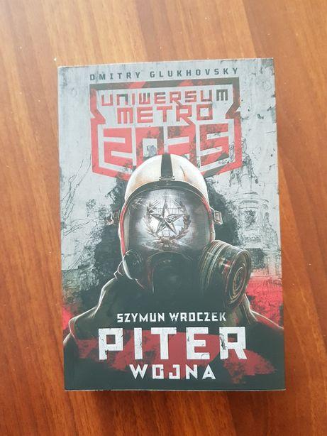 Książka Szymun Wroczek Piter Wojna