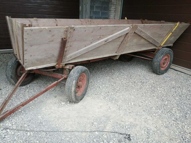 Sprzedam wóz ciągnikowy