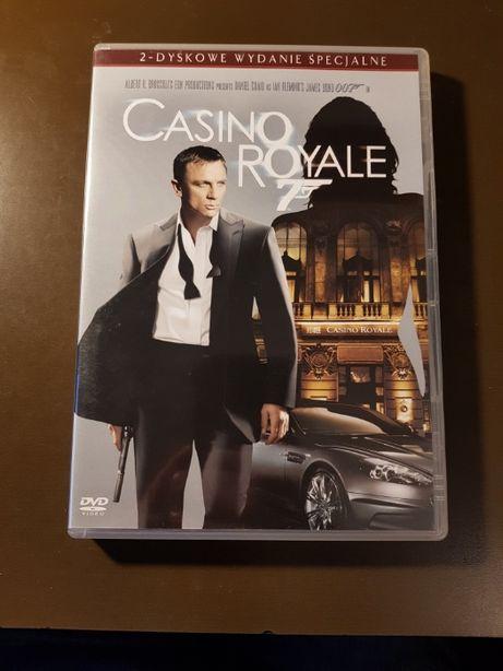 "Film ""Casino Royale"" James Bond, DVD"
