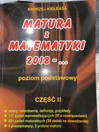 Andrzej Kiełbasa matura z matematyki cz.II