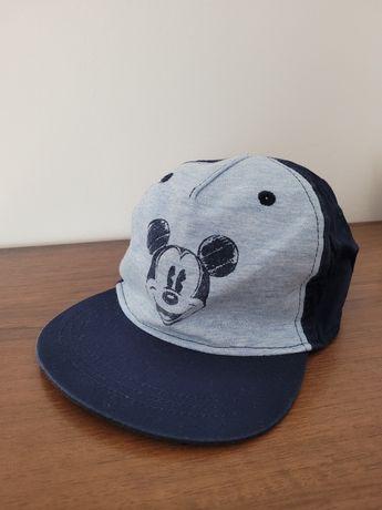 H&M czapka z daszkiem Mickey Myszka Miki 80
