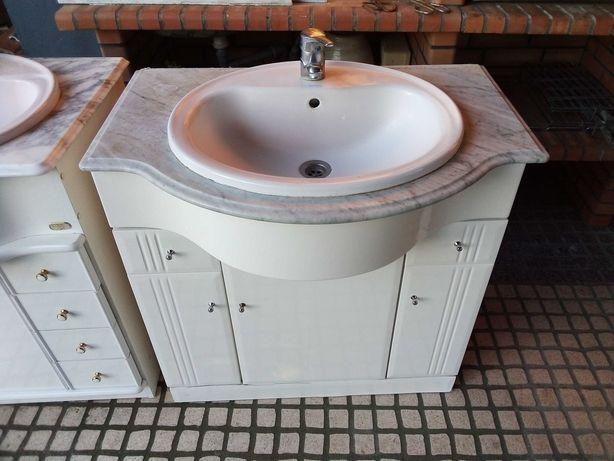 2 lavatórios para casa de banho