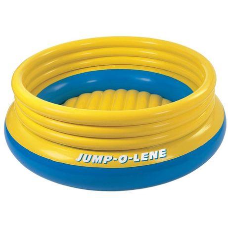 Батут и сухой бассейн Intex Jump-O-Lene