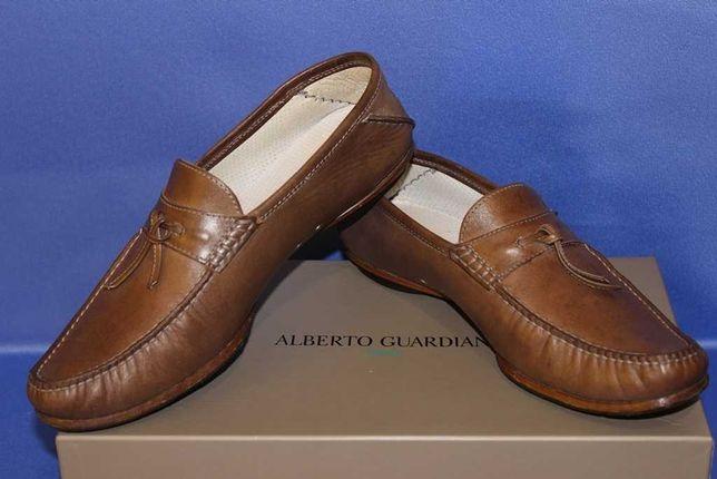 Мокасины alberto guardiani. италия. оригинал. размер 40.