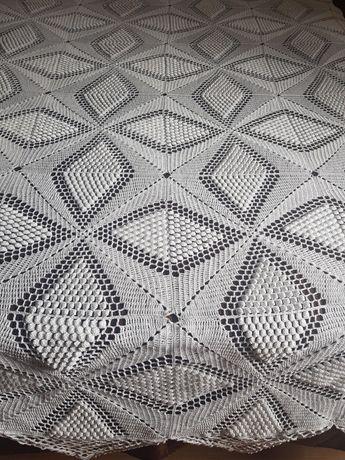 Colcha de crochê linha n6