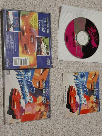 2 jogos mega cd mega drive