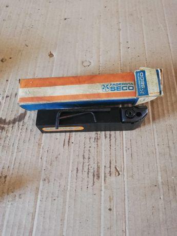 2x Suporte ferramenta de desbaste seco de pastilha triangular